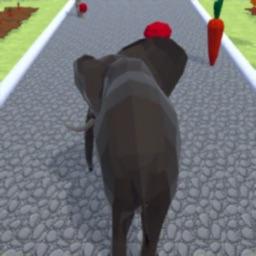 Animal Body Race Walking Game
