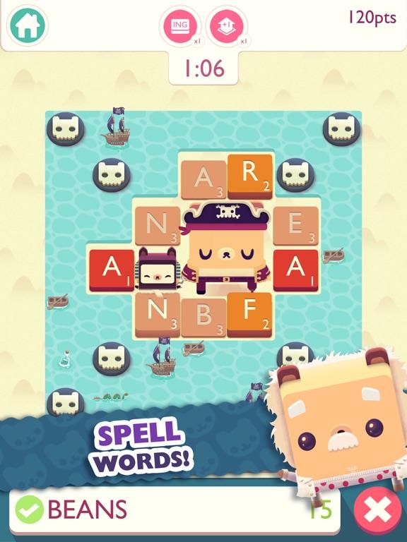 Alphabear: Words Across Time screenshot 8