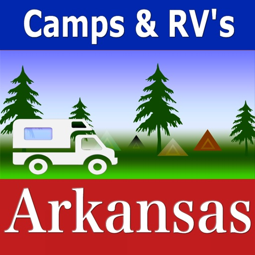 Arkansas – Camping & RV spots