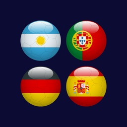All Teams World Football Flags