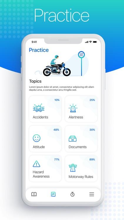 Motorcycle Theory Test - UK
