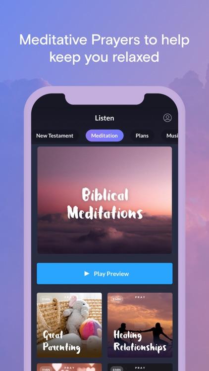 Pray.com: Prayer, Sleep, Bible screenshot-6