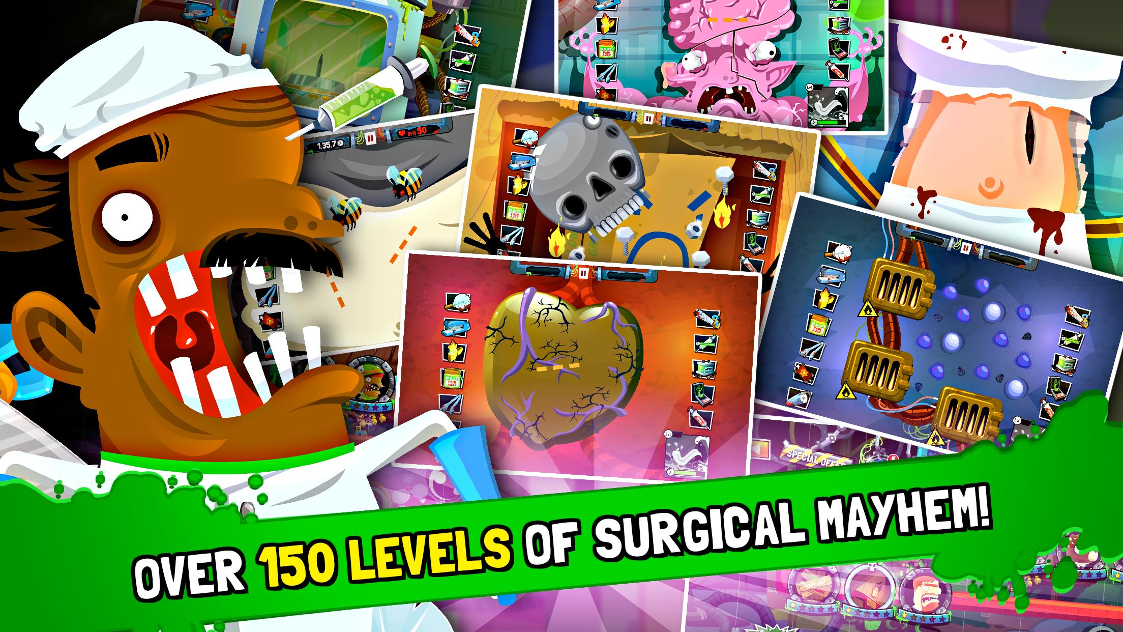 Amateur Surgeon 4 Screenshot