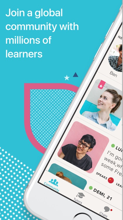 Tandem - Language Exchange screenshot-0