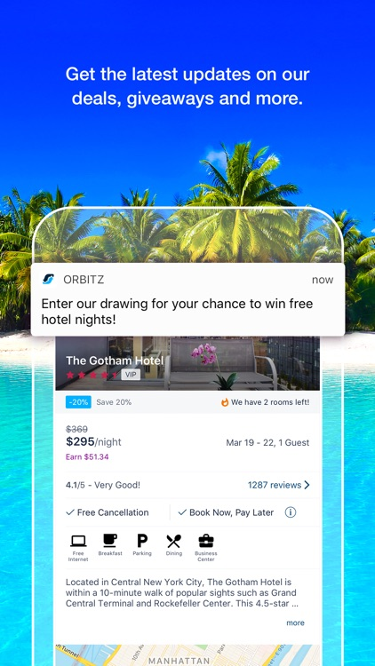 Orbitz Flight, Hotel, Packages screenshot-6