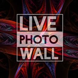 Live Photo Wall