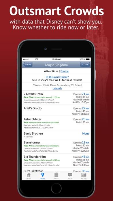 Disney World Lines (TP) Screenshot