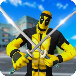 Dual Sword Hero Battle City 3D