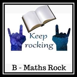 B Maths Rock