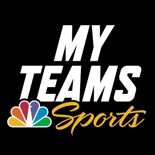 MyTeams by NBC Sports icon