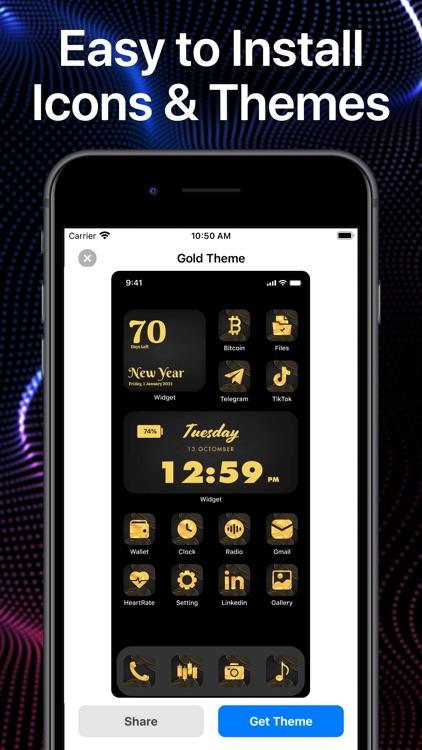 Widget Custom HomeScreen screenshot-6