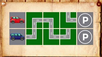 Screenshot of Parcheggio Auto giochi puzzle1