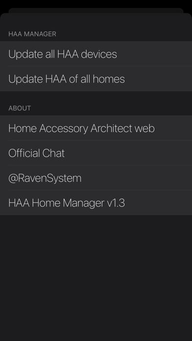 Скриншот №9 к HAA Home Manager for HomeKit