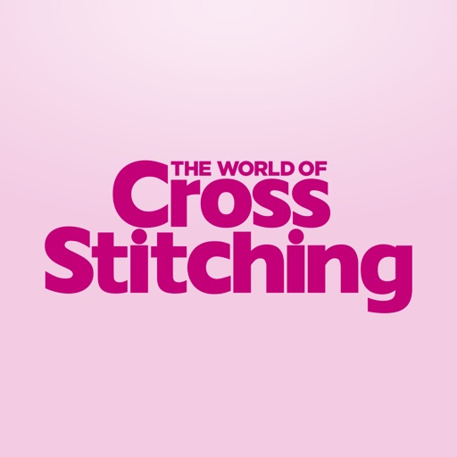 The World of Cross Stitching iOS App