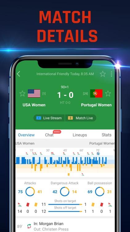 AiScore - Live Sports Scores screenshot-3