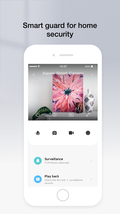 Mi Home - Xiaomi Smart Home iphone ekran görüntüleri