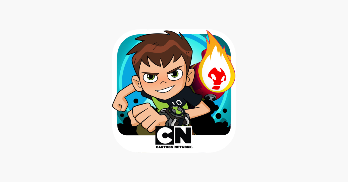 ‎Ben 10: Up to Speed
