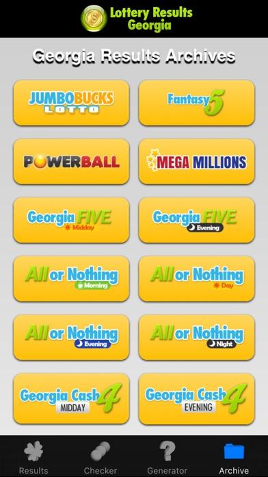 Georgia Lottery Post