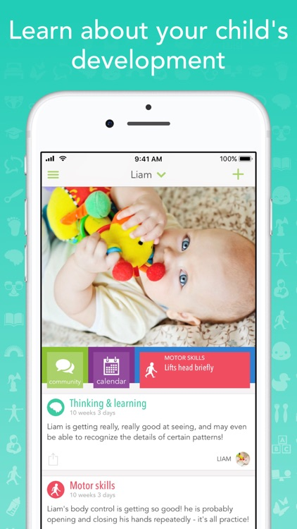 Ovia Parenting - Baby Tracker screenshot-0