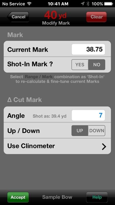 Archers Mark review screenshots