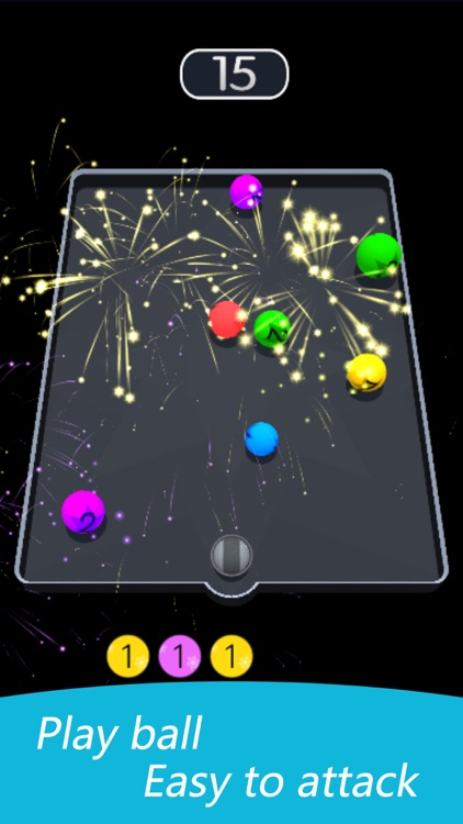 Balls Pool-3D balls Race screenshot-4