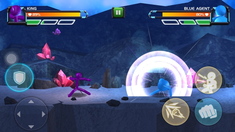 3D Fighting Games: Superhero screenshot-4
