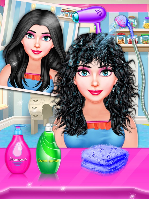 My First Date Makeover Salon screenshot 8