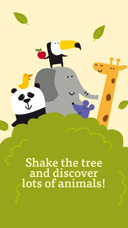 Shake the Tree! Picture Book screenshot-0
