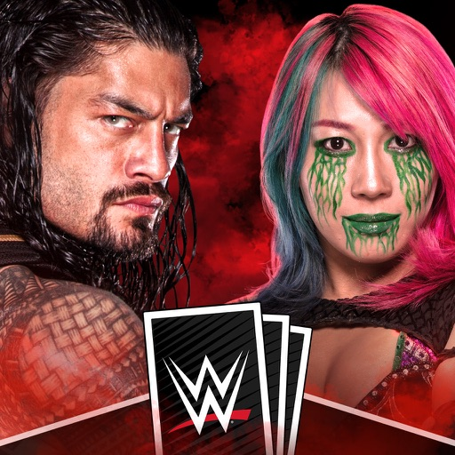 WWE SuperCard - Battle Cards