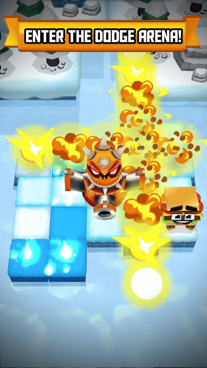 Cubiti Dash 'n' Dodge screenshot-4