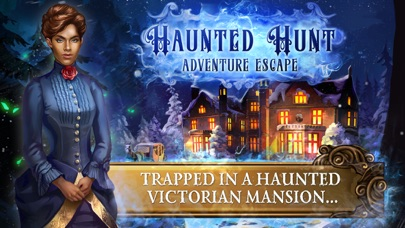 Adventure Escape: Haunted HuntScreenshot of 1