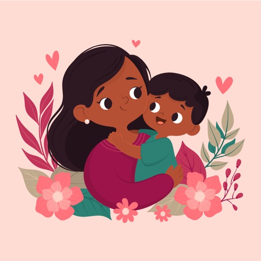 Mother's Day Stickers! icon