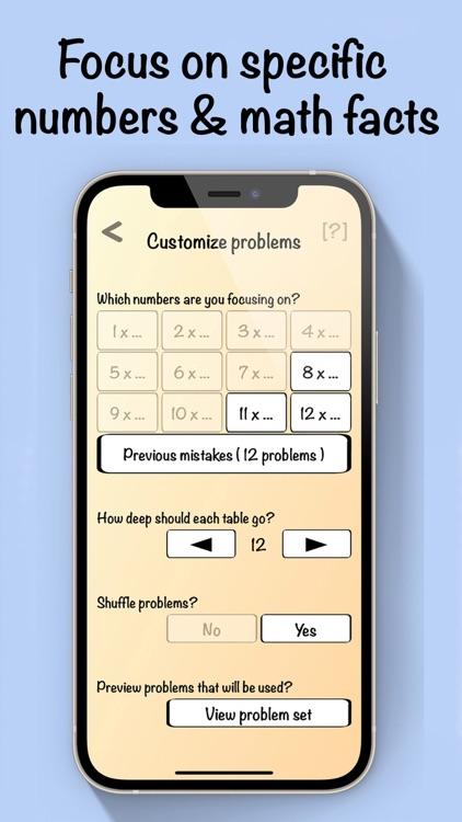 Mental Math Cards Games & Tips screenshot-5