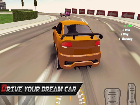 Sports Car: Extreme Driving screenshot #2