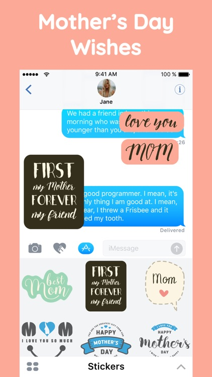 Mother's Day Wishes for Mommy