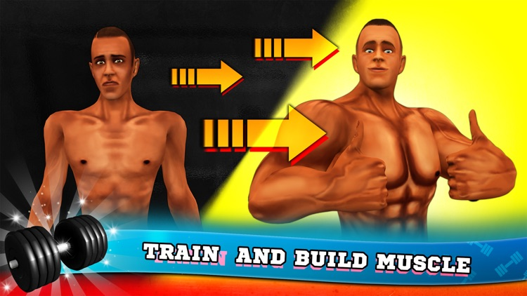 Fitness Gym Bodybuilding Pump screenshot-6