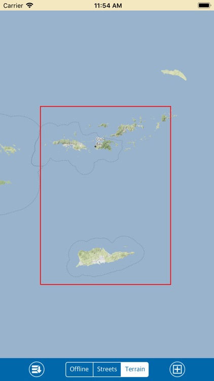 US Virgin Islands Marine GPS screenshot-4