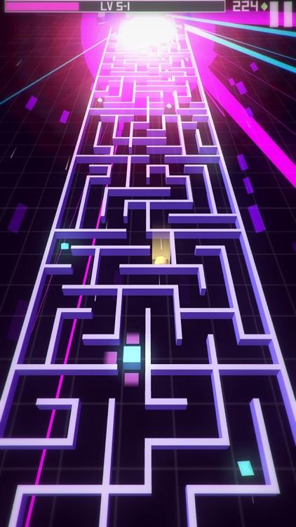Hyper Maze Arcade screenshot-3