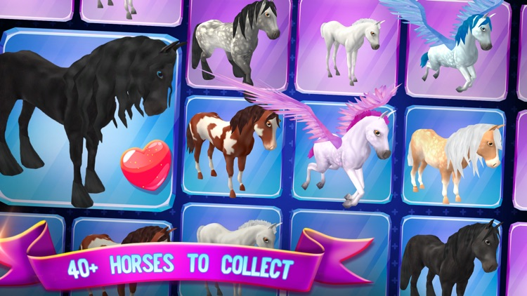 Horse Paradise: My Dream Ranch screenshot-4
