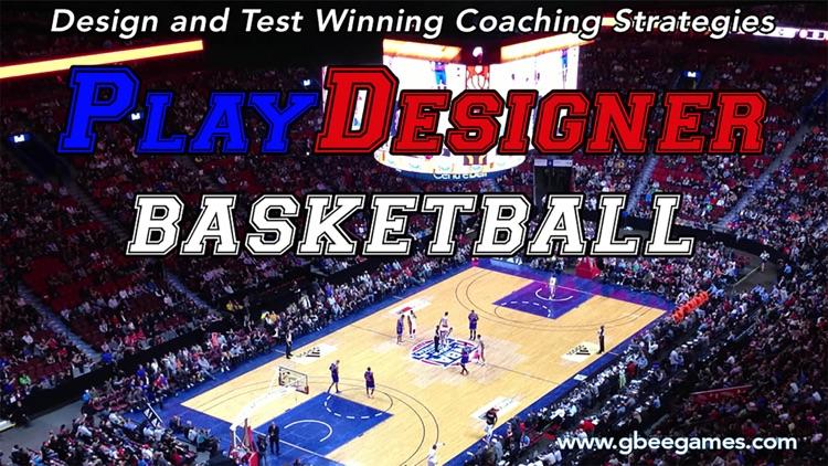 Basketball Play Designer