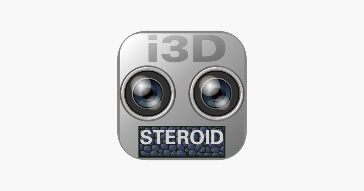 App Store에서 제공하는 i3DSteroid