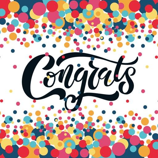 Congrats & Congratulations App
