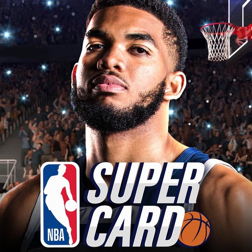 NBA SuperCard: Basketball Game