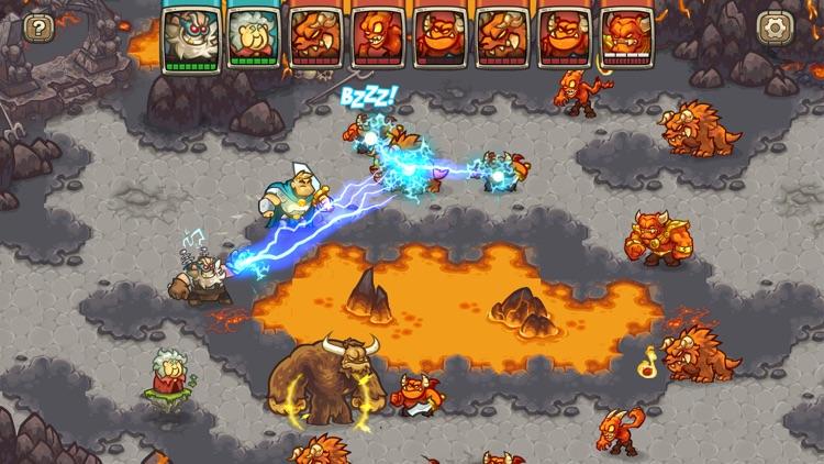 Legends of Kingdom Rush - RPG screenshot-7