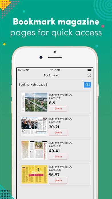 Runner's World SA Screenshot