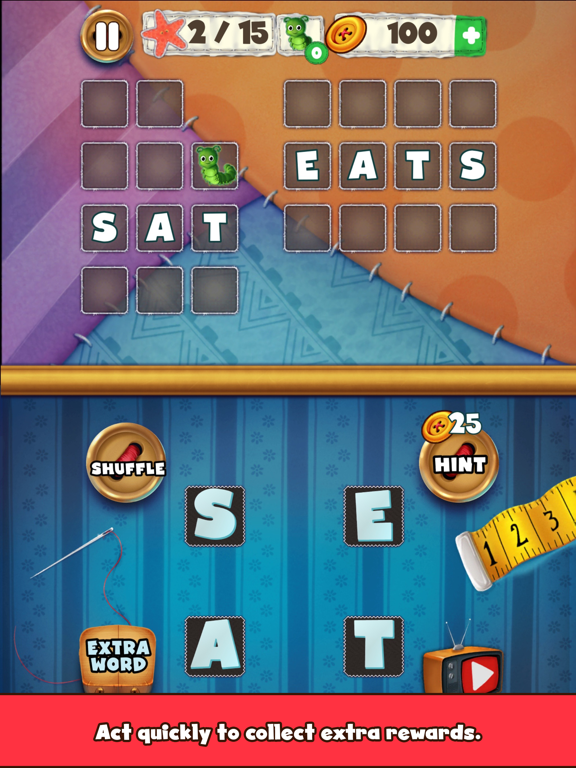 Patch Words - Word Puzzle Game screenshot #9