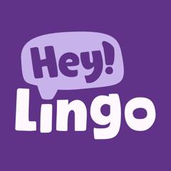 Hey! Lingo - Sprachkurse