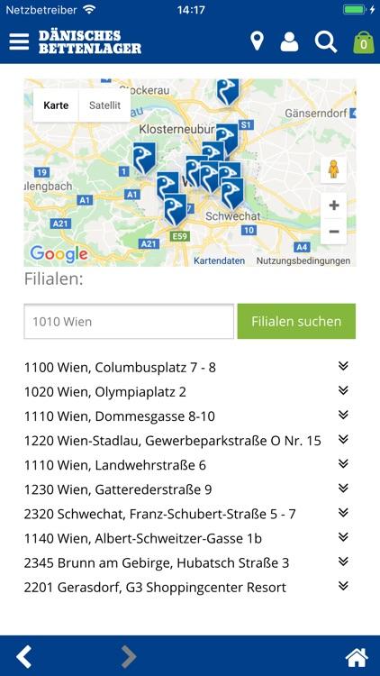 Dänisches Bettenlager. screenshot-4