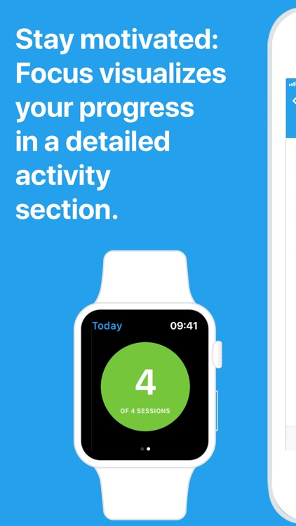 Focus - Productivity Timer screenshot-3