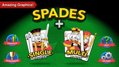 Spades+ Скриншоты4